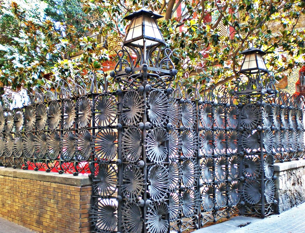 Casa Vicens / Wrought Iron /