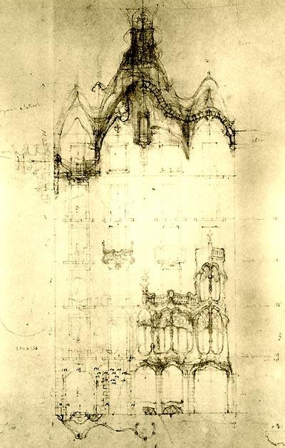 Gaudi Designer Casa Batllo Gt Album Plano De La
