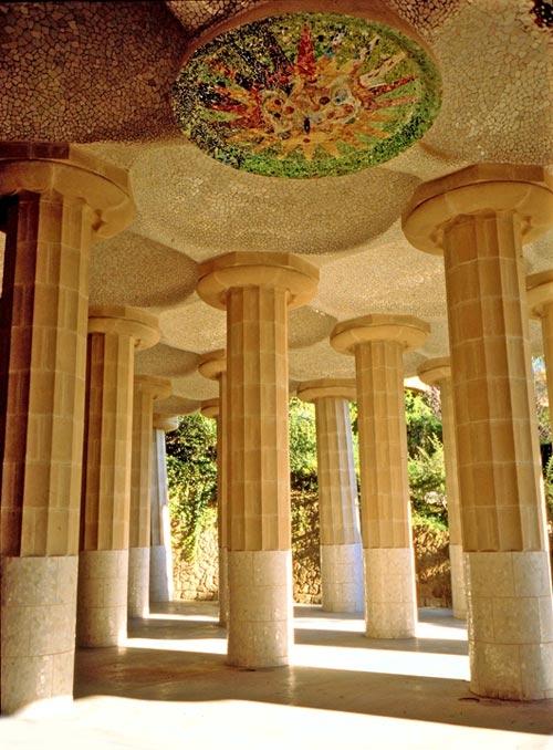 Gaudi Designer Parc G 252 Ell Gt Visite